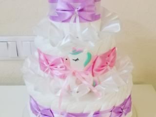 Тортик из памперсов Одесса