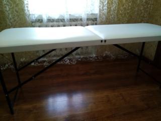 Продам кушетку, столик, стул для наращивания ресниц