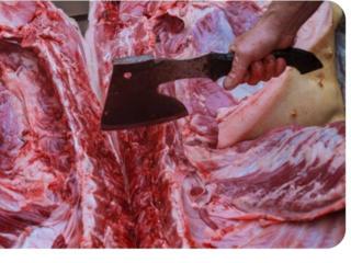 Продам свинину