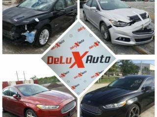 Разборка Ford Fusion 2012-2015 кузовные детали, двигатель, оригинал