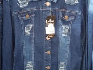 Куртки жакеты джинсовые ШОК ЦЕНА 149,90 руб!!! Количество ограничено