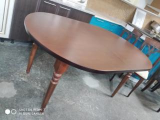Столы и стулья в наличии и под заказ