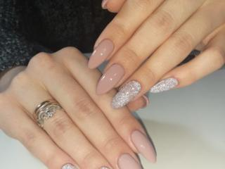 Наращивание ногтей, покрытие ногтей гель-лаком, педикюр!!! Дизайн