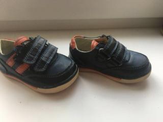 Обувь 20-21 размера для мальчика