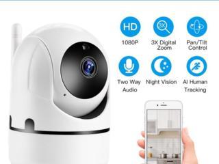 Видео-няня! Вай-фай камера с изображением на вашем телефоне. Новая.