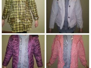 Продам разную одежду от года до 7 лет