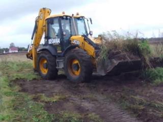 Очистка участков территорий планировка территорий доставка чернозёма