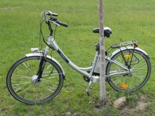 Электровелосипед женский