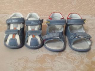 Продам обувь на мальчика 1-3 года, в хорошем состоянии