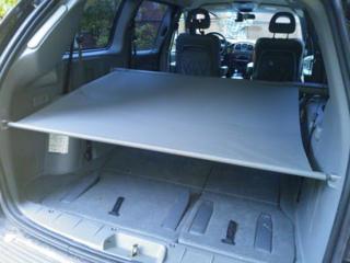 Шторка багажника Chrysler Grand Voyager 2002 г.