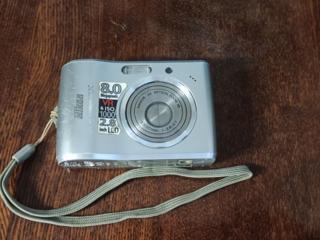 Продам цифровой фотоаппарат Nikon Coolpix L15