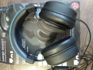 Геймерские наушники SILVERCREST (Gaming Headset) - Германия 200 руб