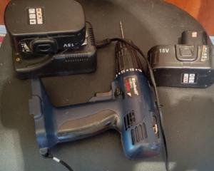 Продаю зарядное устройство, УБДН-2,и шуруповëрт 18в, 2 аккумулятора.