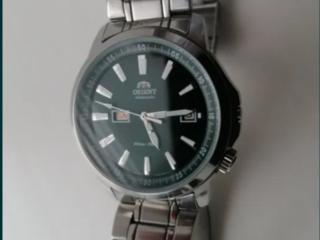 Продам хорошие часы Orient, механические, состояние очень хорошее