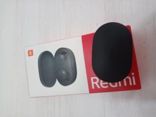 Наушники в упаковке Сяоми Bluetooth Mi True Earbuds Basic 2 чёрные