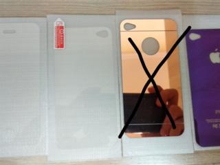 Защитные стёкла на айфон 4