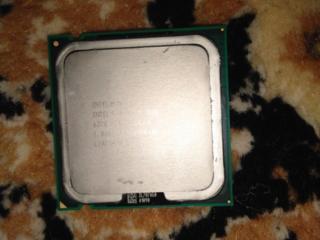 Продам процессор Intel core 2 Duo