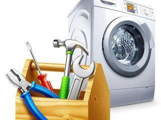 Reparația mașinilor automate de spălat