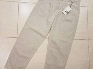 Новые Zara оригинал, женские, М размер, 300 руб. Новые джинсы