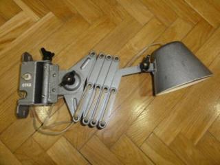 Куплю промышленный ножничный настенный светильник