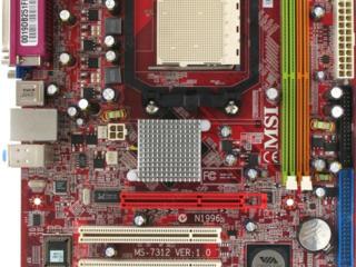 Материнская плата MSI K9MM-V OEM
