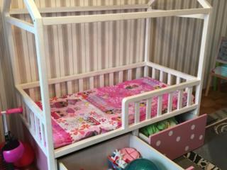Кроватка -домик