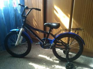 Мальчиковый велосипед
