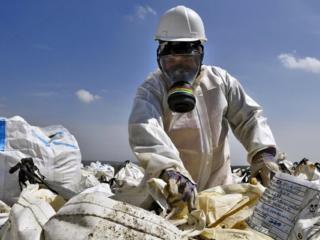 Лицензия на сбор и хранение опасных отходов 1-4 класса
