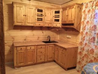 Кухонные, мебельные фасады из масива дерева