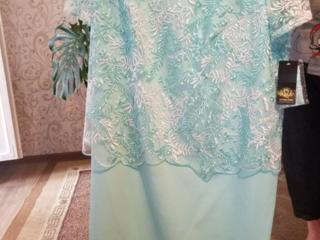 Новое женское платье 62 размера