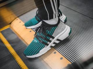 Кроссовки Adidas Equipment green/blac