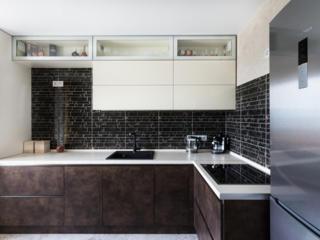 Современные кухни по индивидуальному проекту.