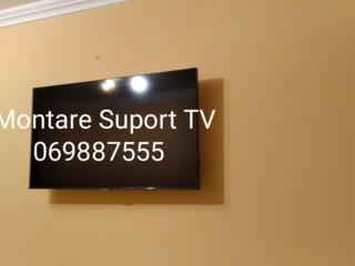 Instalare suport pentru televizor de perete / tavan