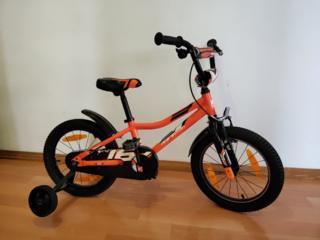 Продается детский велосипед на 3-5 лет Giant Animator 16