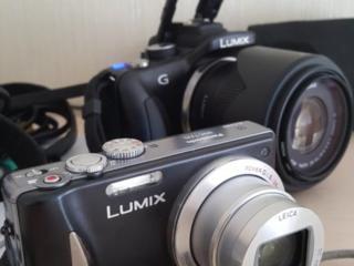 Panasonic LUMIX DMC-G3K +сумка, LUMIX DMC-GF1, DMC-TZ25(ультразум 16X)