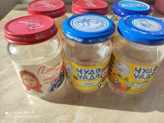 Продам баночки от детского питания