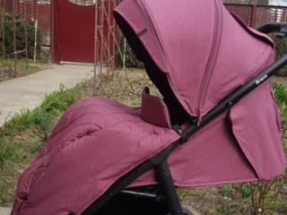 Продам коляску в идеальном состоянии на надувных колесах!!!