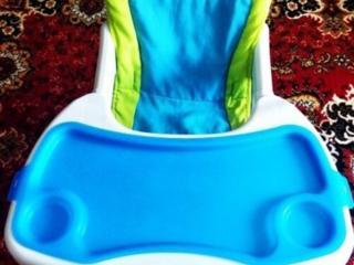 Детский стульчик для кормления как новый 600р