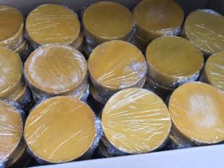 Воск пчелиный отборный, жёлтый. Постоянно в наличии.