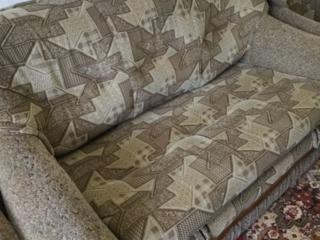 Продам мягкую мебель с креслами