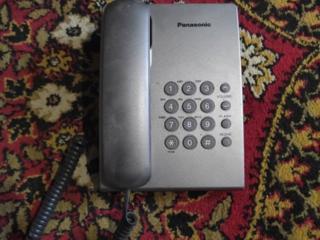 Телефоны Panasonic в рабочем состоянии