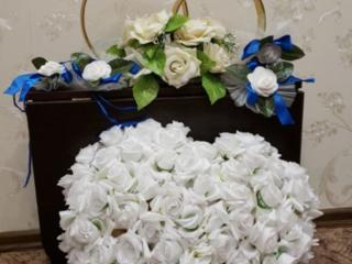 Комплект украшений для свадебного кортежа