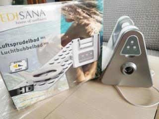 Гидромассажный коврик для ванной для здоровья и релакса. В упаковке.