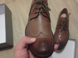 Продам кожаные туфли!!!