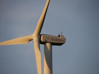 Ветрогенератор Nordex N80/2.5 MBт