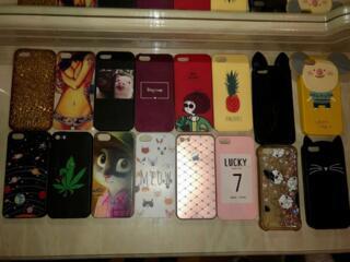 Продам разные чехлы на Iphone 5s.