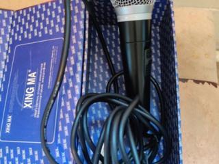 Продам кабельный микрофон для голоса