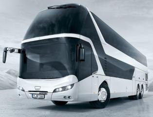 На автобусе в Германию, Чехию, Францию и другие страны ЕС