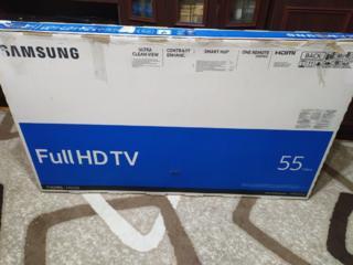 Телевизор за 7100руб Samsung 55 дюймов. SMART TV есть. Отличный.
