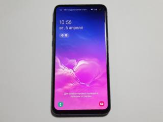 Samsung Galaxy S10E 128Gb (4G VoLTE/GSM) - 4750 руб